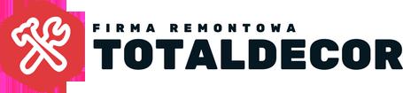 Firma remontowa TOTALDECOR Kraków Logo